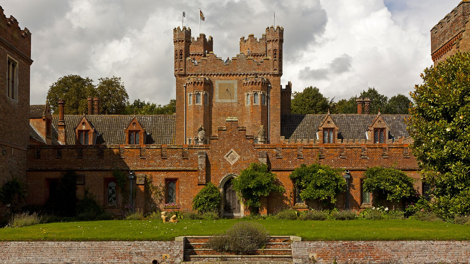 The Tiny House Company Oxburgh Hall Art Fund