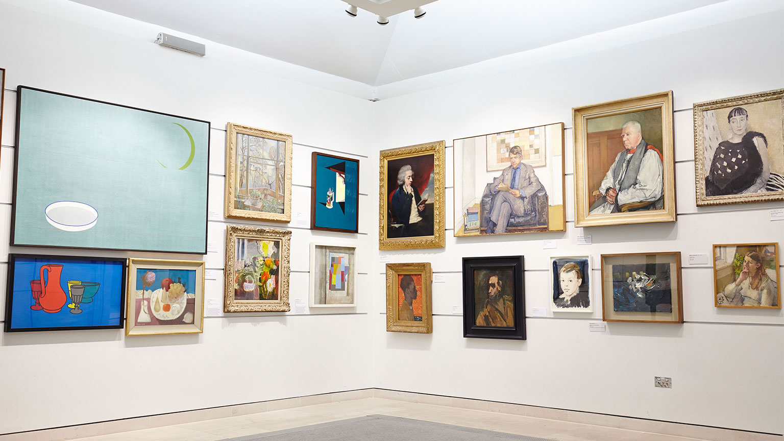 Reserve Collection at Pallant House Gallery, Chichester
