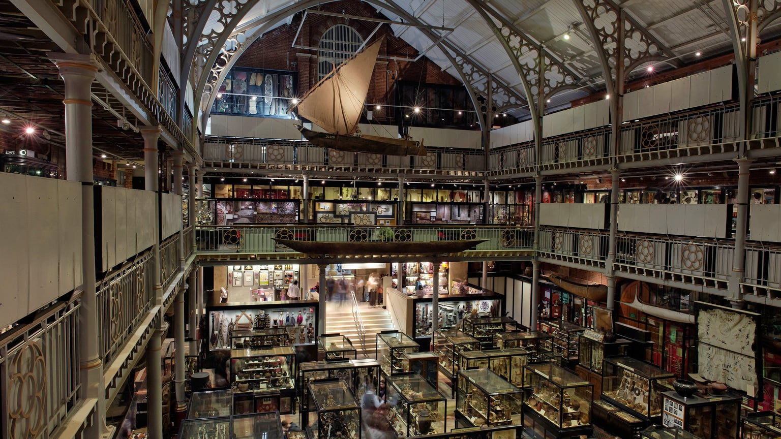 5. Pitt Rivers Museum, Oxford - Free entry to all
