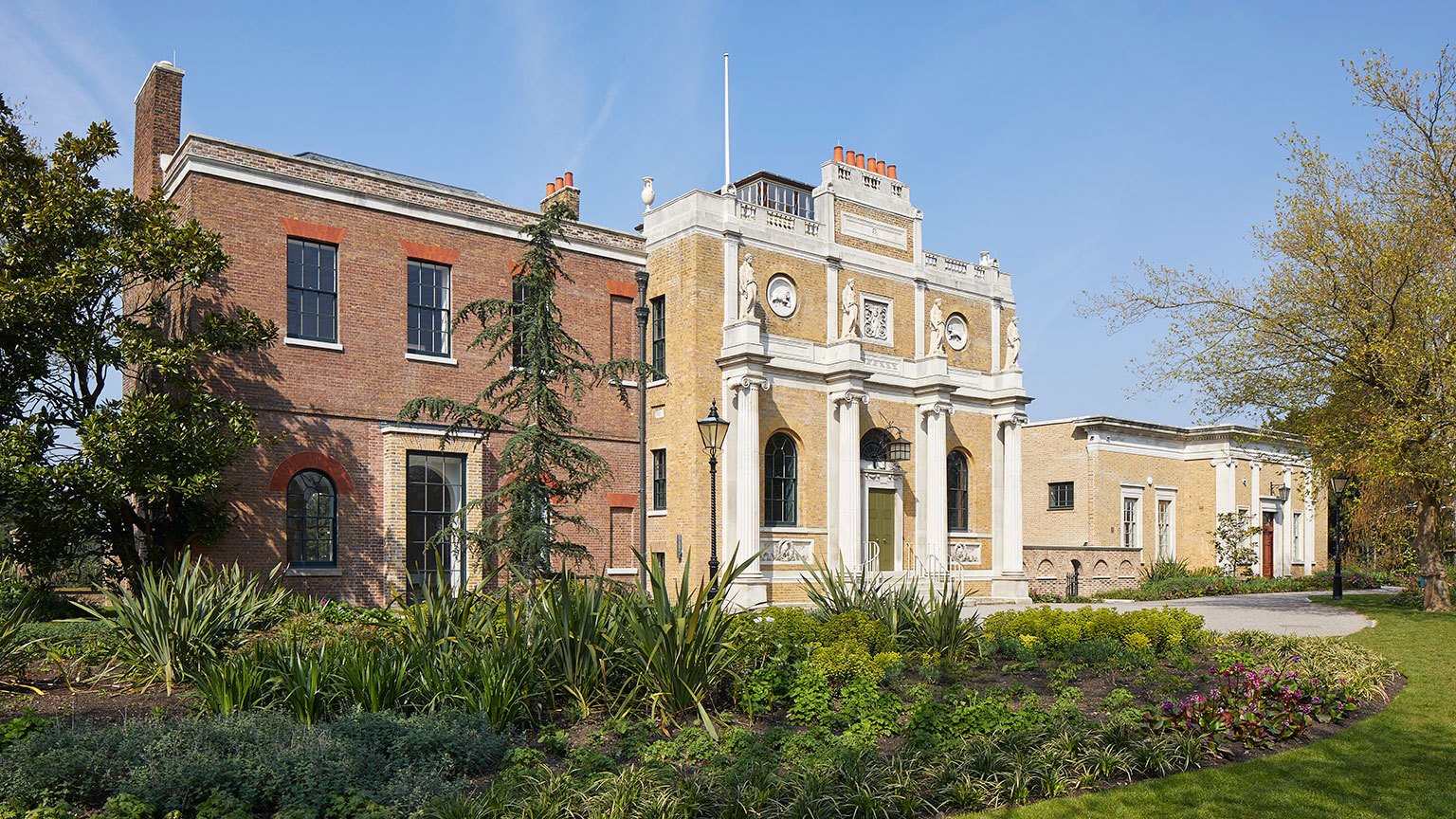 Pitzhanger Manor and Gallery