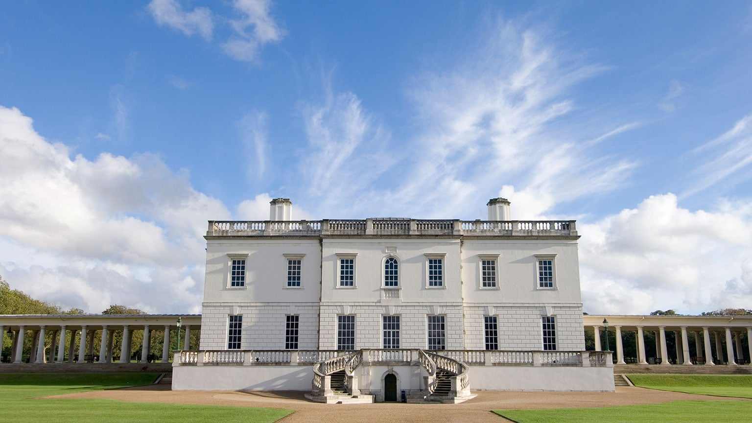The Queen's House, National Maritime Museum - © National Maritime Museum
