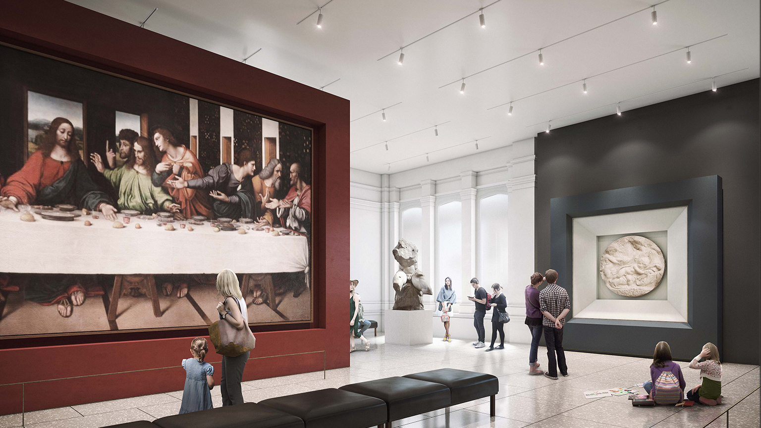 Royal Academy Collection Gallery, 2018
