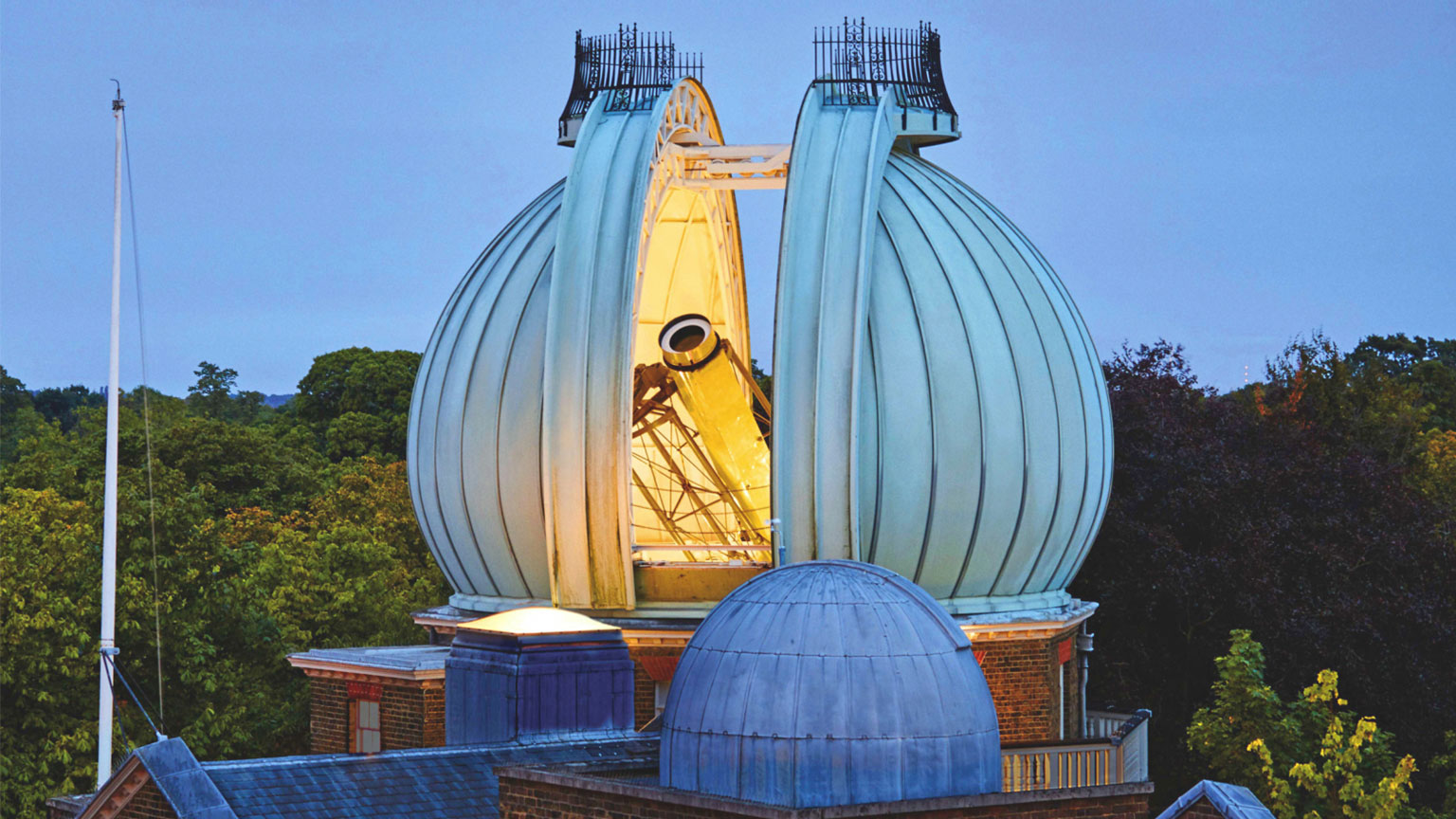 The Great Equatorial Telescope at the Royal Observatory