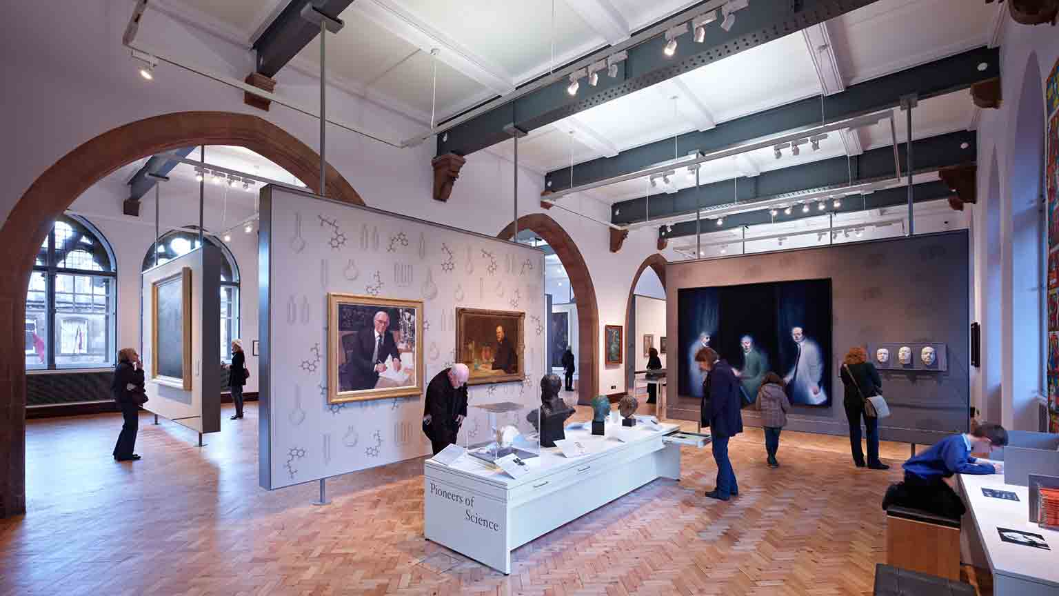 Scottish National Portrait Gallery Edinburgh - Art Fund
