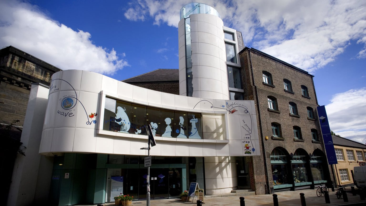 8. Seven Stories, Newcastle - Free entry with National Art Pass