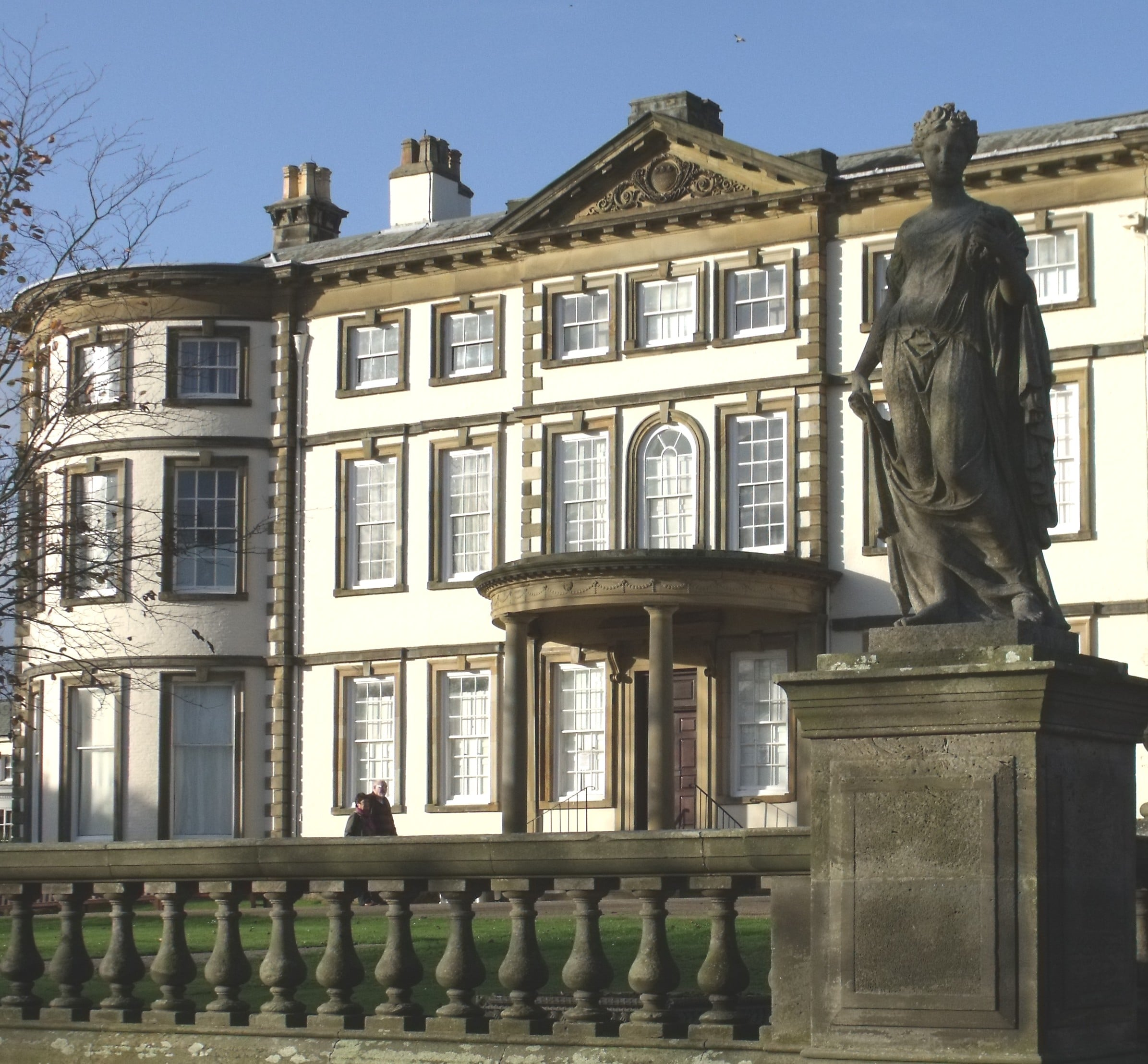 Sewerby Hall and Art Gallery
