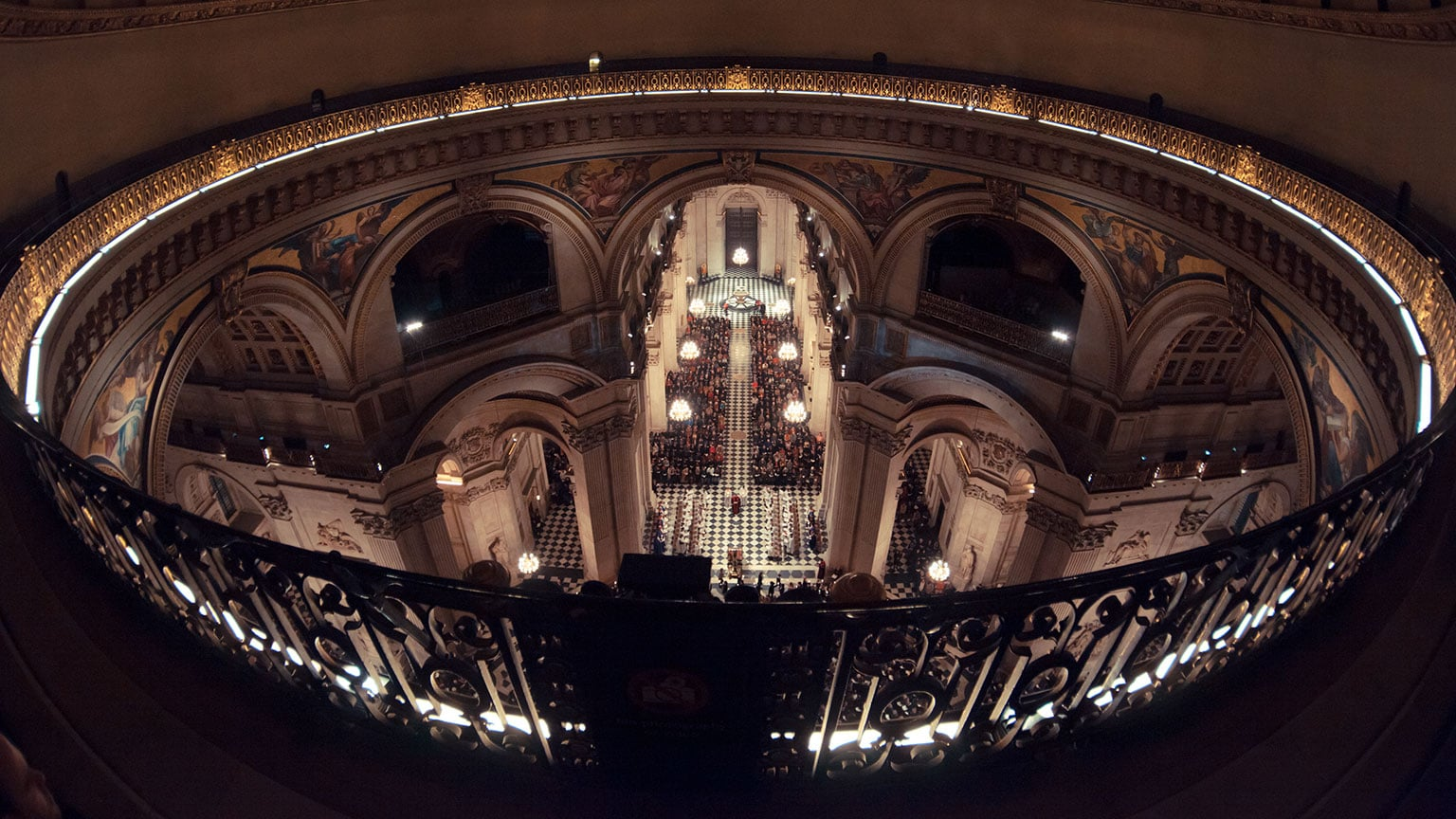St Paul's Cathedral, London. 50% off with National Art Pass - © St Paul's/ Graham Lacdao