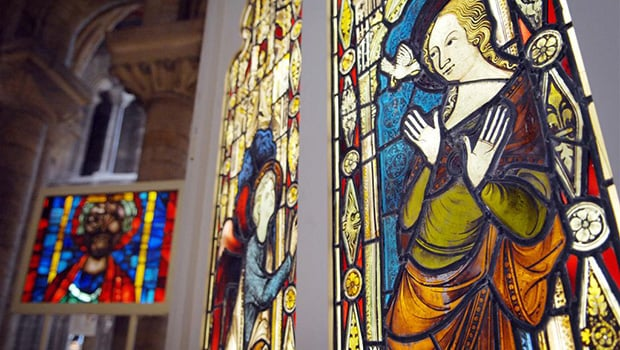 Stained Glass Museum at Ely Cathedral