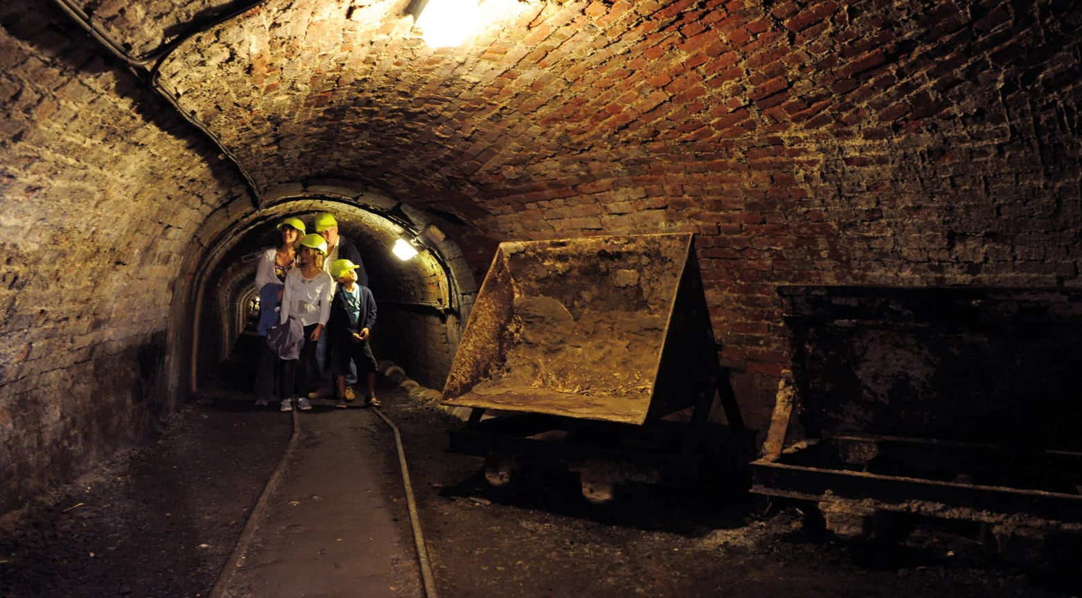 7. Tar Tunnel, Telford - Free entry with National Art Pass