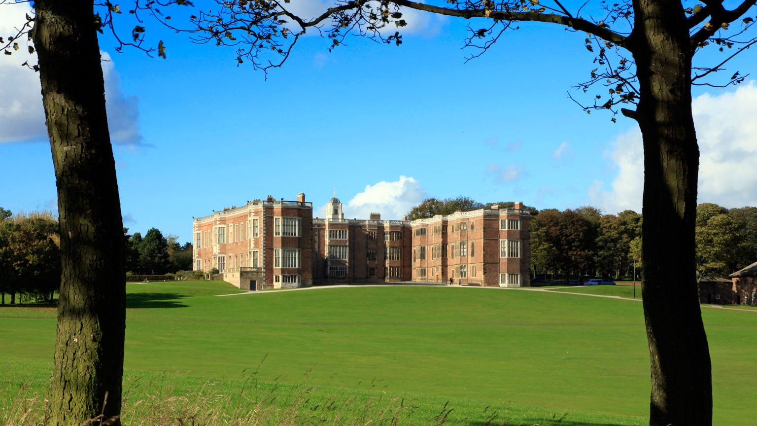 Temple Newsam House. Free entry with National Art Pass -