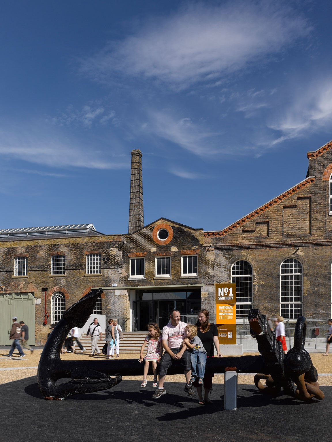 The historic dockyard chatham art fund for The chatham