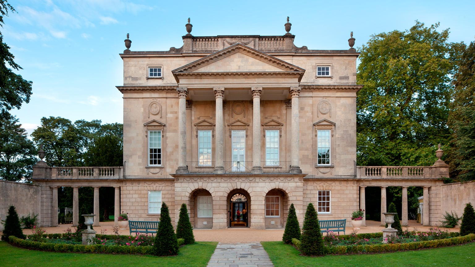 The Holbourne Museum, Bath -