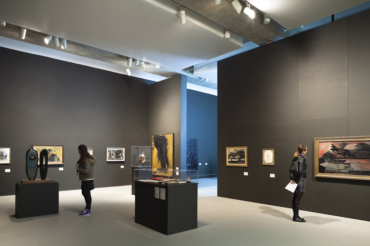 How to design an art gallery - Towner Art Gallery
