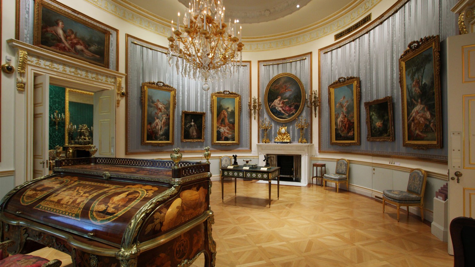 The Oval Drawing Room