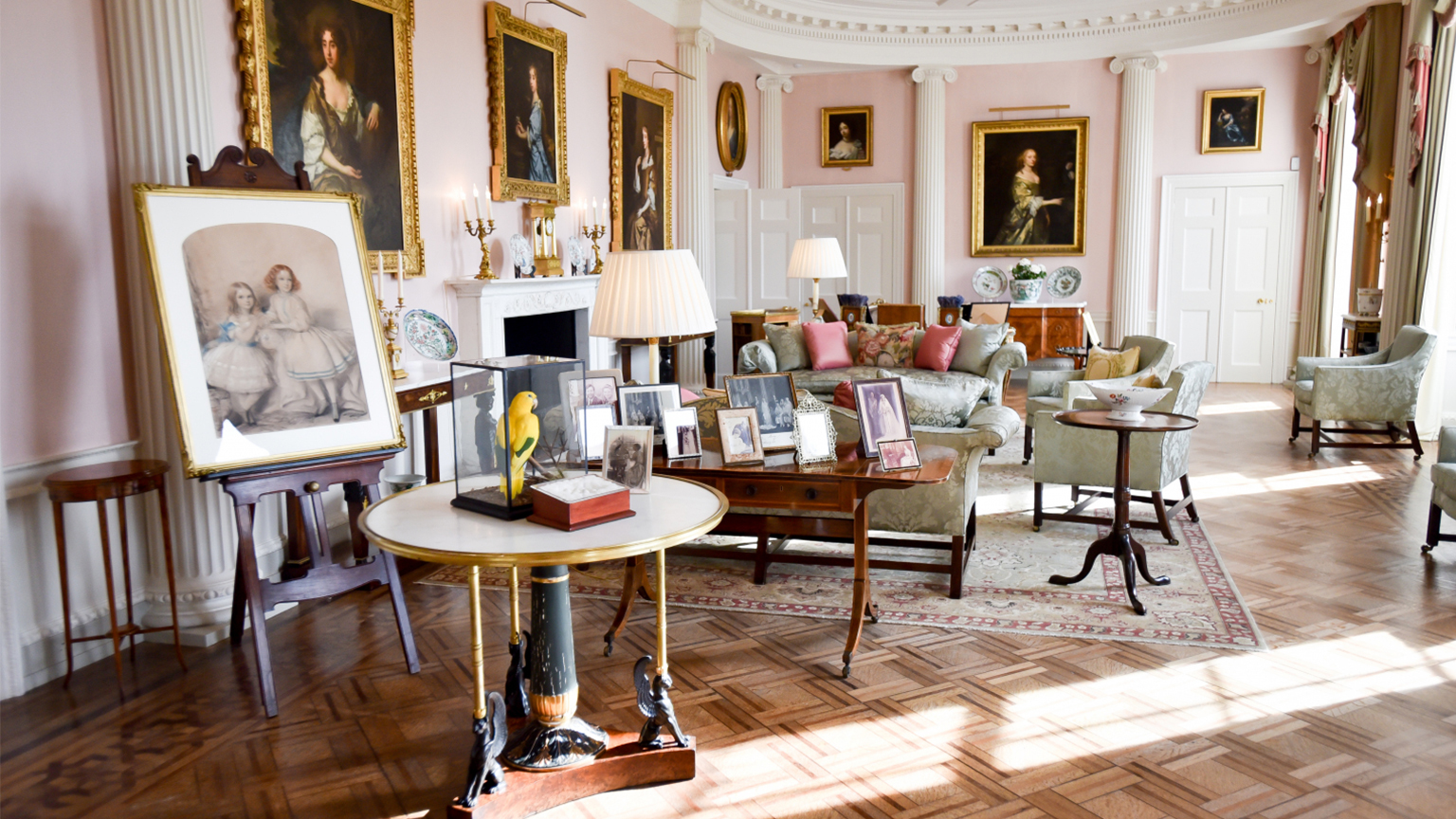 ... Landscaped By Capability Brown, Weston Park Is Home To An  Internationally Important Collection Of Fine Art, Tapestries, Ceramics,  Silver And Furniture.
