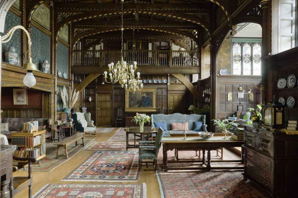 Pictures Of Arts And Crafts Interiors