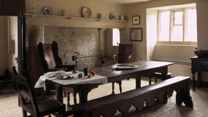 The Old Kitchen at Woolsthorpe Manor