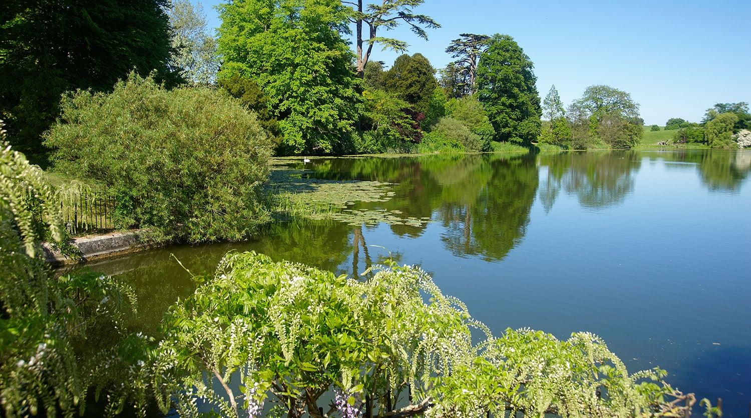 Ten capability brown gardens historic and cultural art for Capability brown garden designs