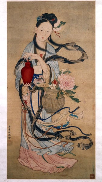 Wegener Collection of 147 Chinese paintings