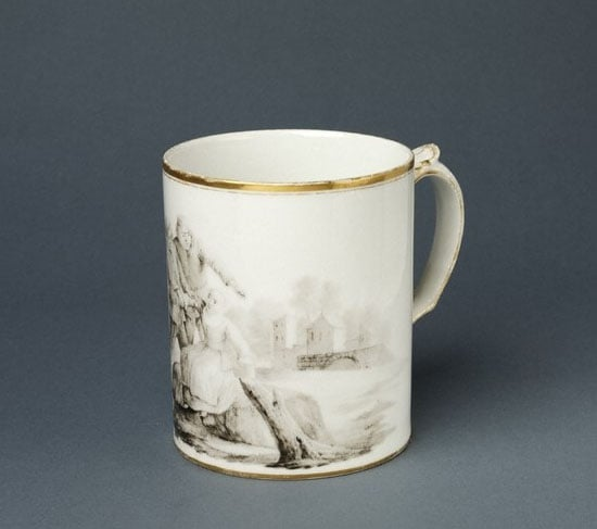 18th & 19th Century porcelain and pottery