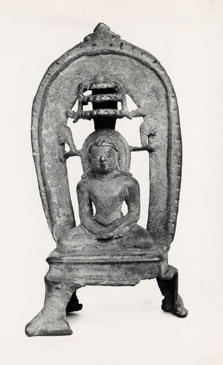 Southern Indian Jain Statuettes