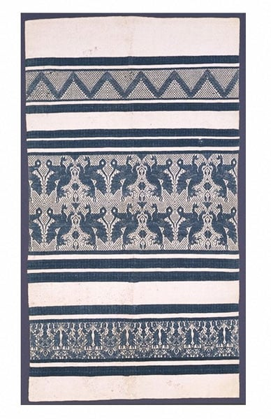 A Collection of  15-17th century Italian Weavings
