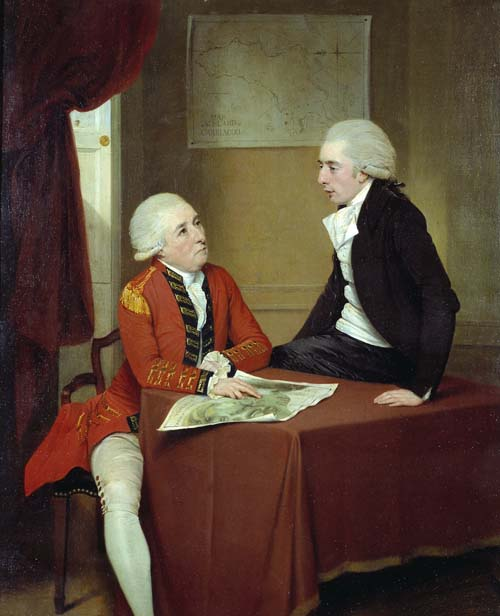 Sir Ralph Abercromby and Companion