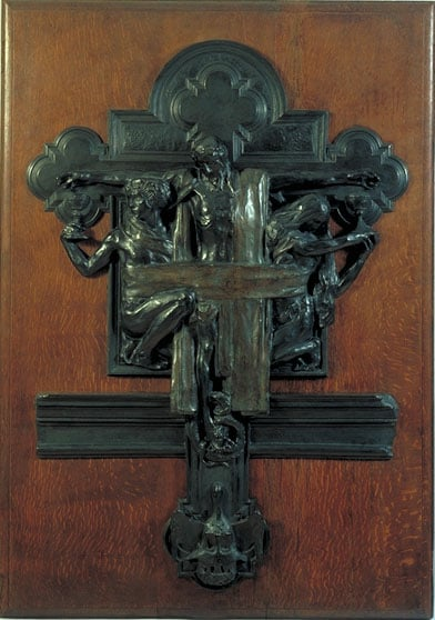 Preliminary Relief of Crucifixion