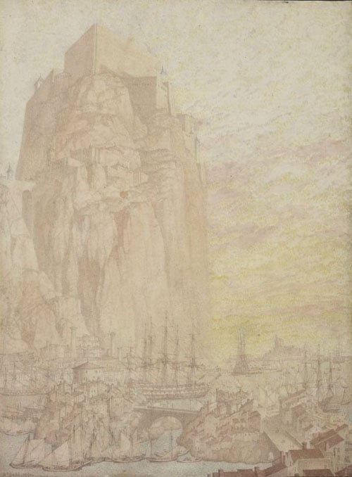 The Rock and Castle of Seclusion