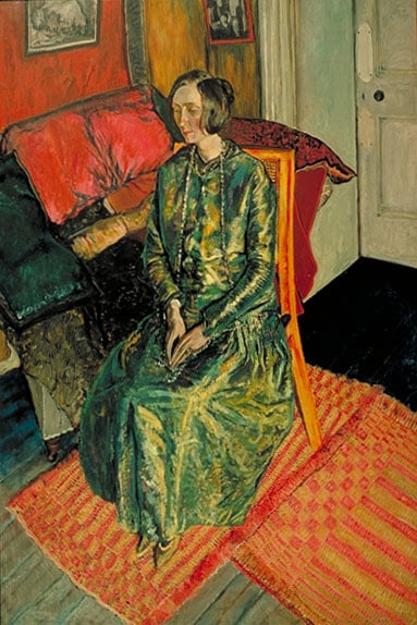 Dame Edith Sitwell