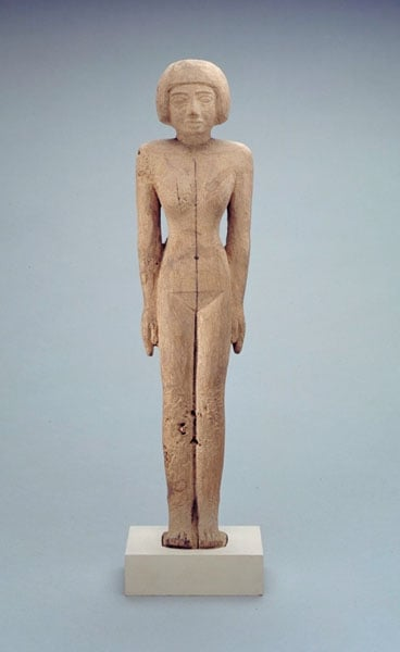 Collection of 9 Egyptian antiquities