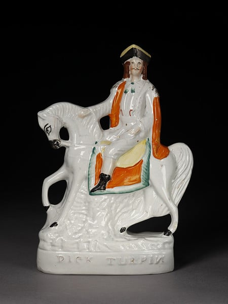 Collection of circa 450 pottery figures