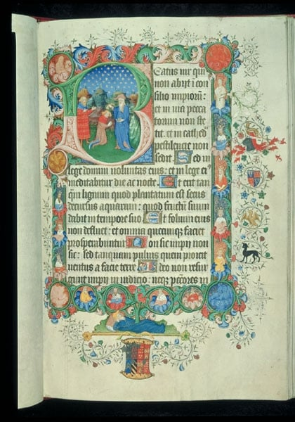 The Psalter and Book of Hours of John Duke of Bedford