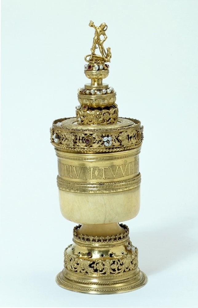 The Howard Grace Cup (or the Thomas a Becket Cup)