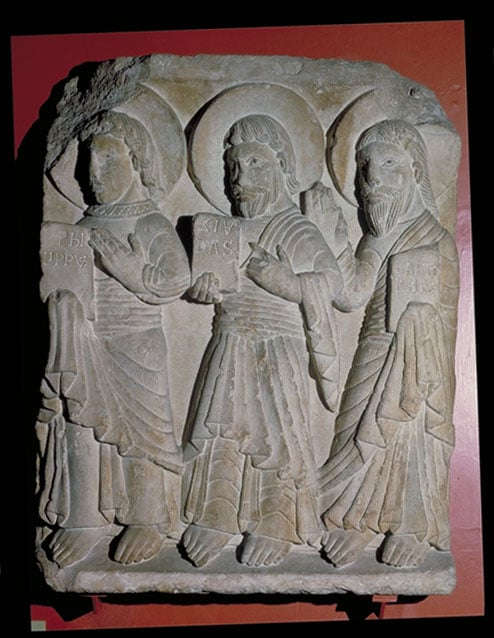 Relief of SS Philip, Jude and Bartholomew