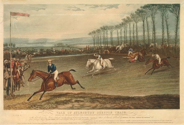 The Vale of Aylesbury Steeple Chase,1836