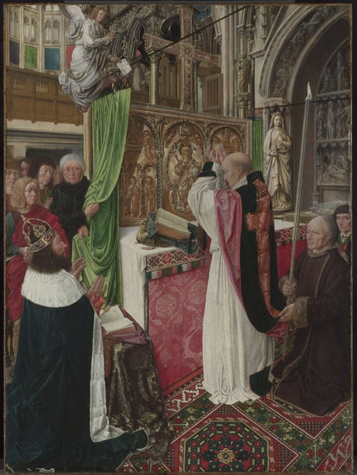 The Mass of St Giles