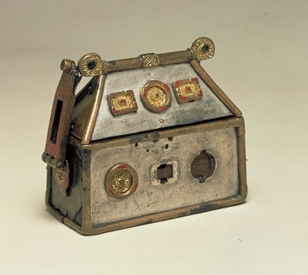The Monymusk Reliquary