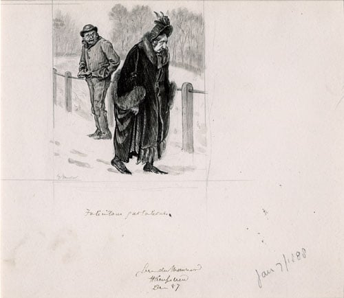 Drawings from the Du Maurier Bequest