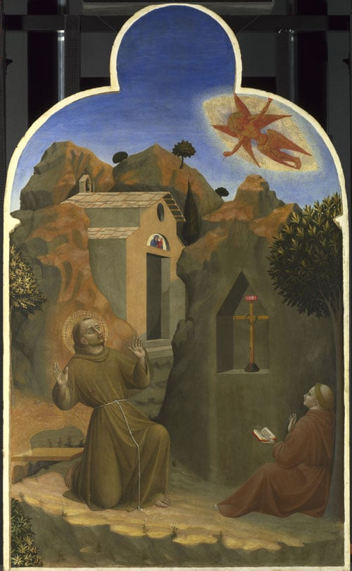 The Legend of St. Francis of Assisi