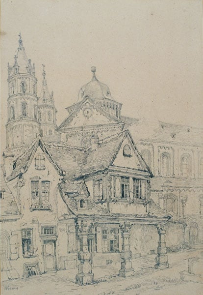 Cathedral, Worms