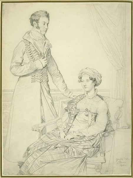 Portrait of Sir John Hay, Sixth Baronet, and his Sister, Mary