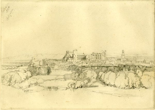 Avignon: Palace of Popes and Cathedral