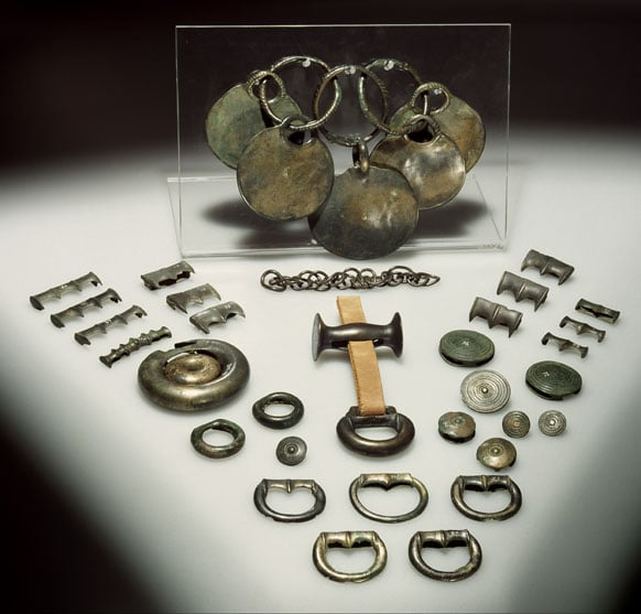The Parc-y-meirch hoard