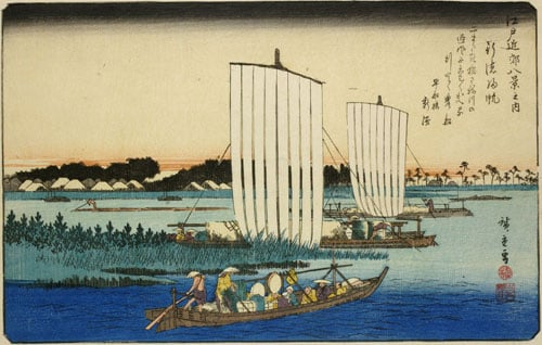 Japanese prints and woodcut books