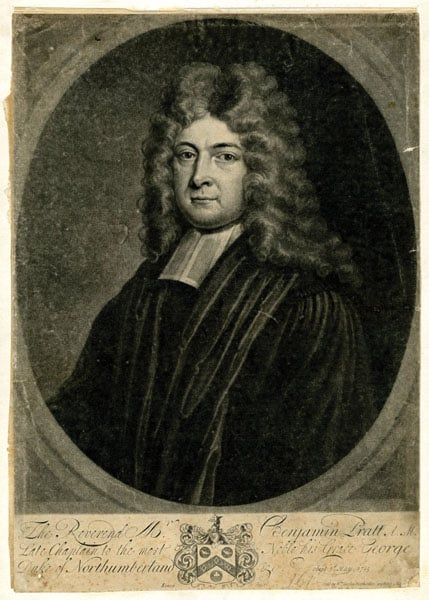 Collection of 2599 engraved British portraits
