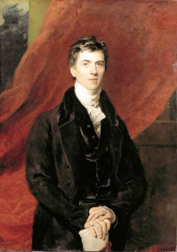 Portrait of Lord Brougham