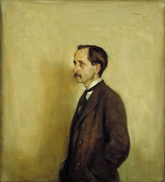 Portrait of Sir James Barrie