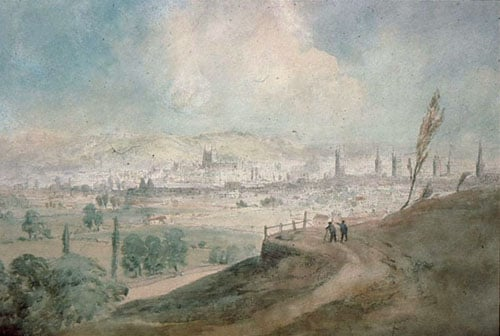 Bristol from the South