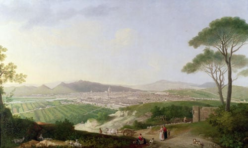 A View of Florence